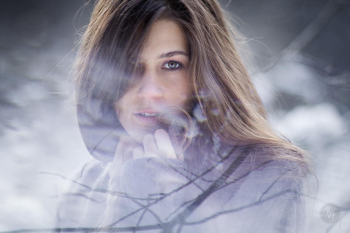 portrait-frau-langehaare-winterlich