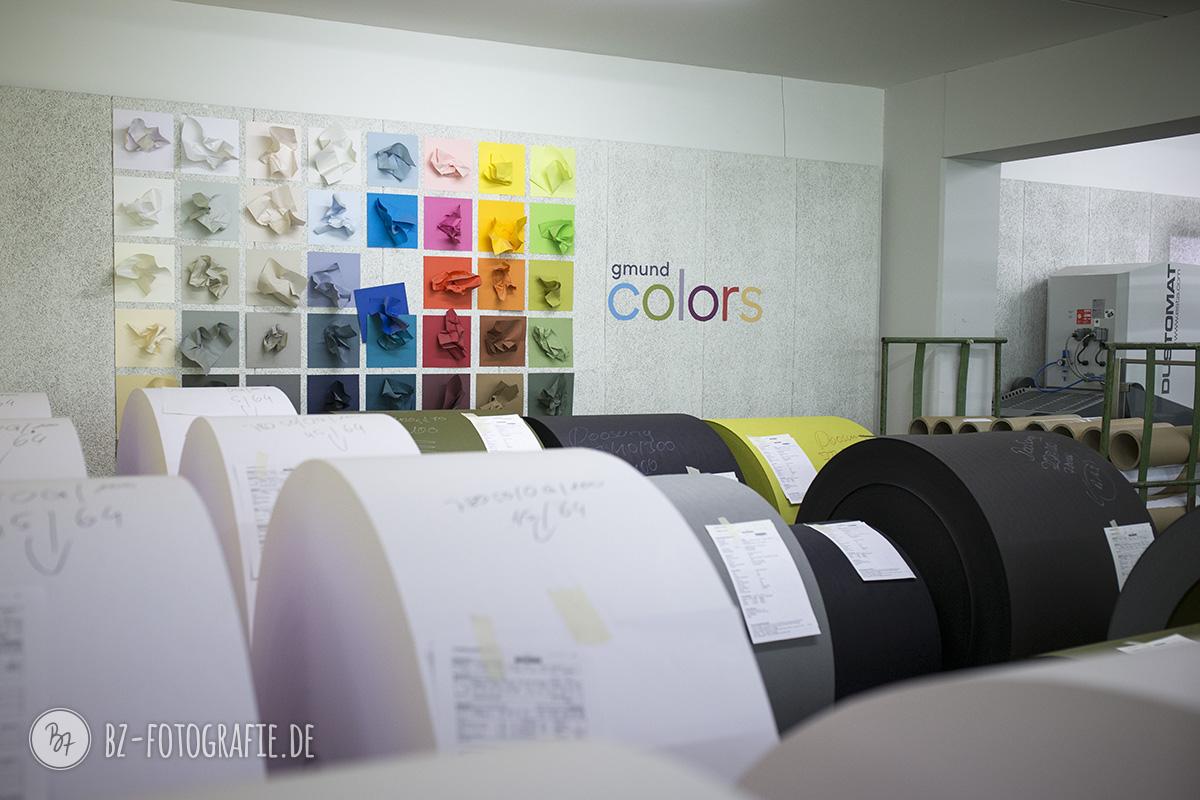…im Gmund Colors System.