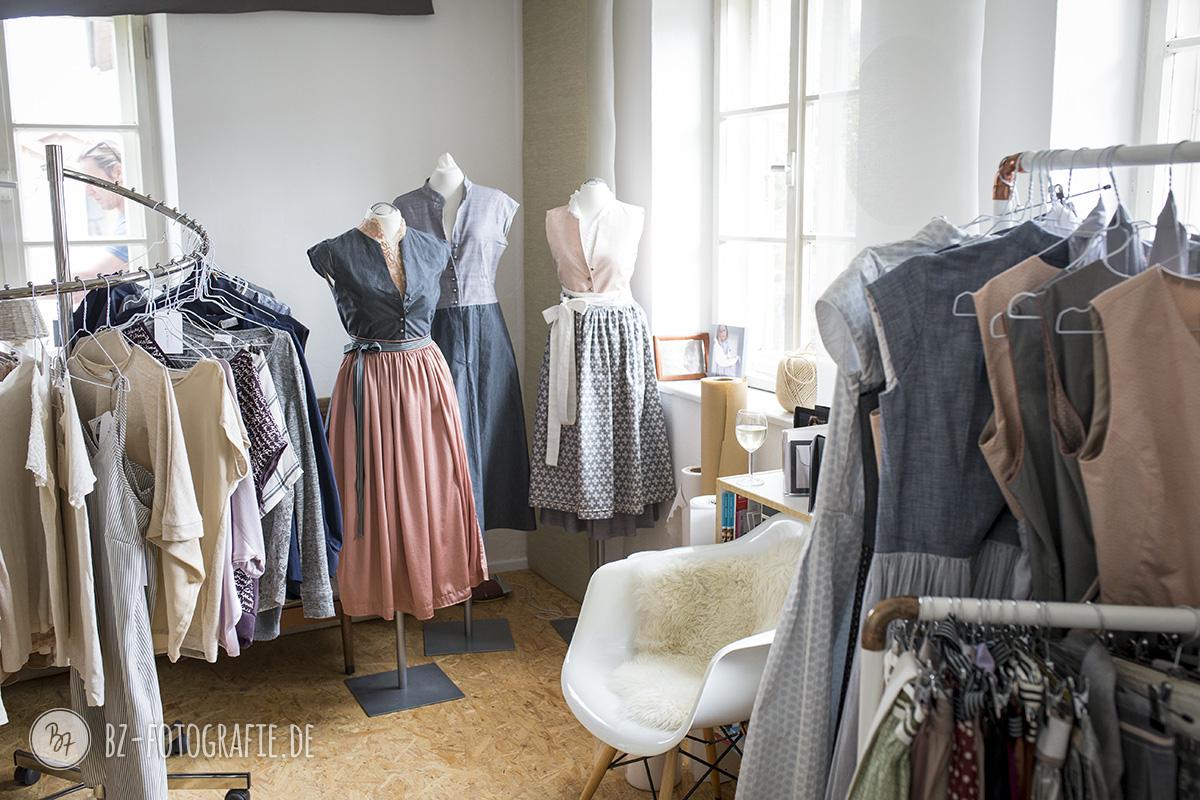 Immer wieder schön: Der Showroom von Lieblingsteil