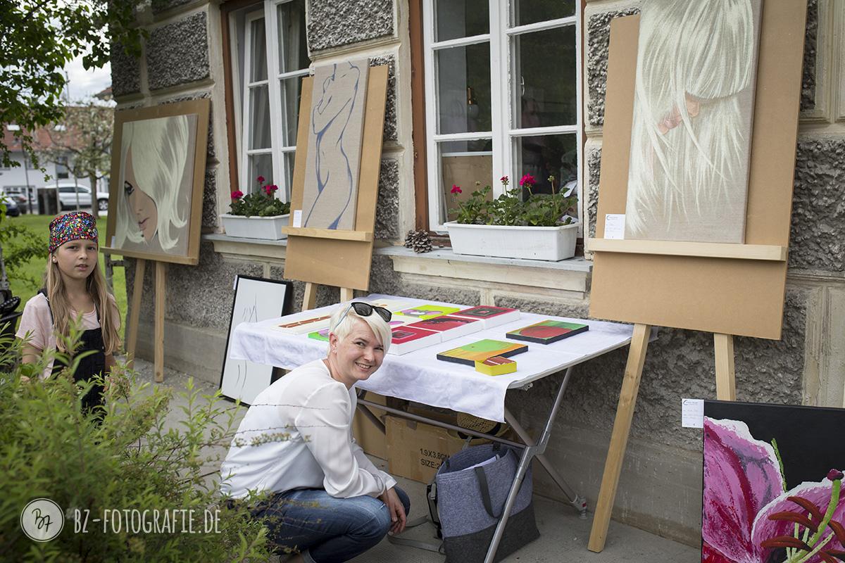Malereien von Esther Schöbel