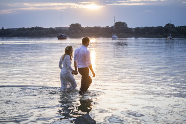 Sommerliche Hochzeit am Ammersee