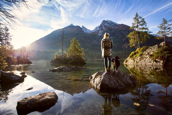 Hunde-Foto-Abenteuer in den Bergen | Maily