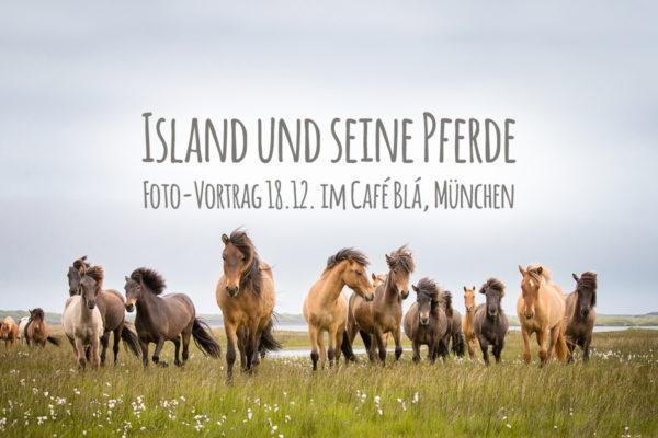 Einladung zum Island-Foto-Vortrag in München