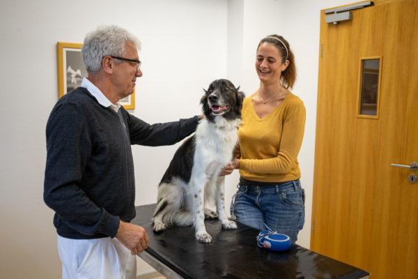 Interview mit Dr. Lorenz Schmid von der Tierklinik Oberhaching